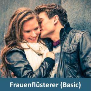Frauenflüsterer:  onLIVE Seminar (Basic)