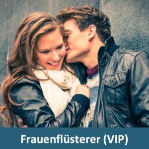 Frauenflüsterer:  onLIVE Seminar (VIP)