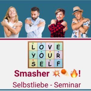 Smasher: Selbstliebe-onLIVE-Seminar