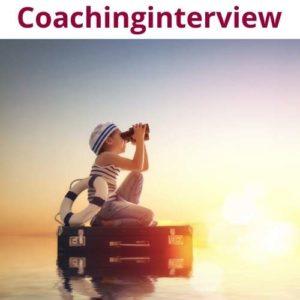 Coachinginterview – Teilnahme ohne Interview